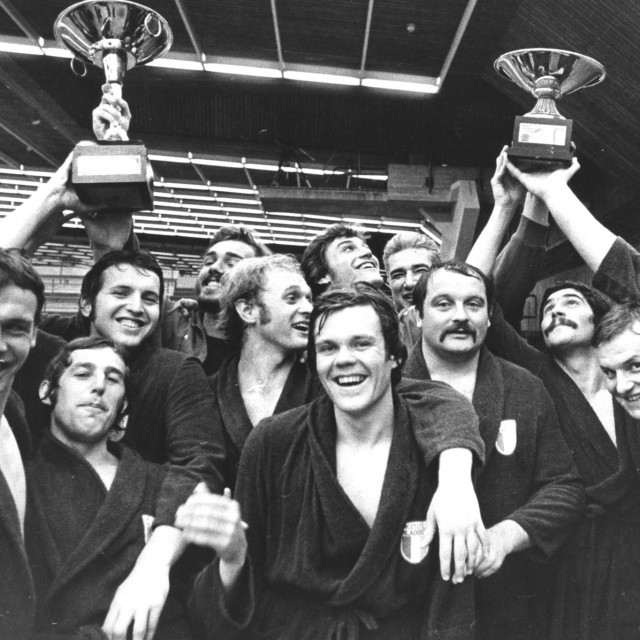 Vaterpolo, Mladost, europski Superkup 1976.