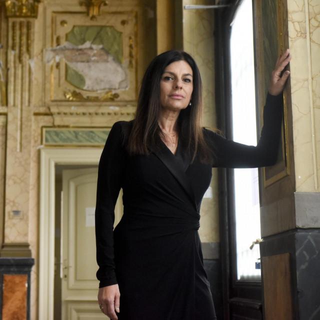 Jasminka Poklečki, ravnateljica Umjetnickog paviljona