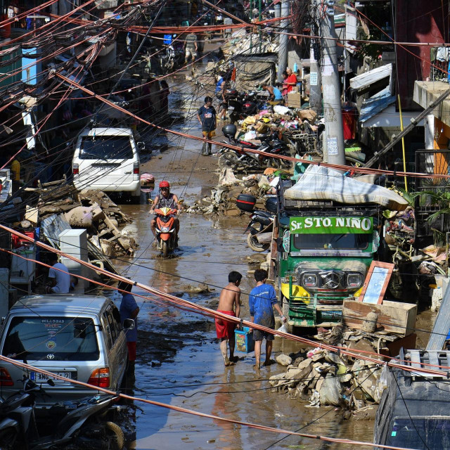 Posljedice tajfuna na Filipinima
