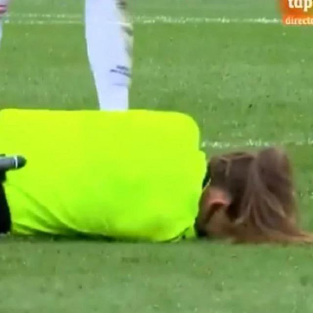 Sara Fernandes pamtit će ovu utakmicu