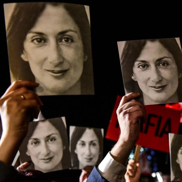 Prosvjedi protiv vlade zbog ubijene novinarke na Malti