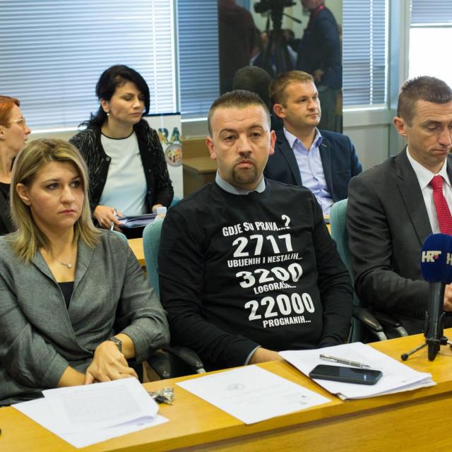 Ivana Mujkić prva s lijeva
