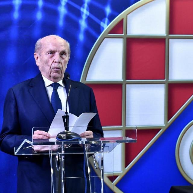 Mirko Barišić govorio je na komemoraciji