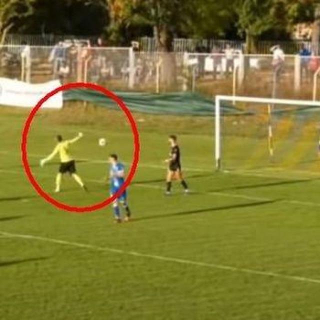 Miroslav Orlić prvo si je iz nemoguće situacije zabio gol, a sad ima i nastavak