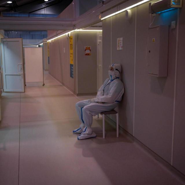 Bolnica u Moskvi
