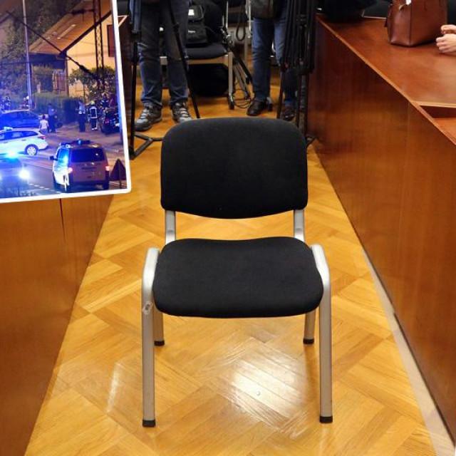 Marin Kamenički nije bio na izricanju presude