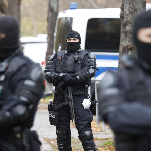 Policijska akcija u Berlinu
