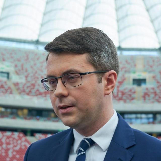 Piotr Muller, glasnogovornik poljske vlade