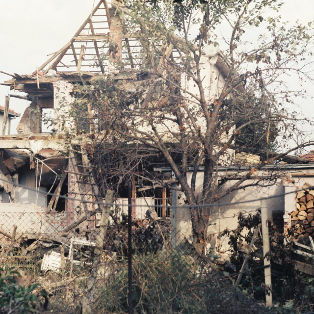 Kuća obitelji vukovarskog branitelja Damira Plavšića nakon povratka u Vukovar