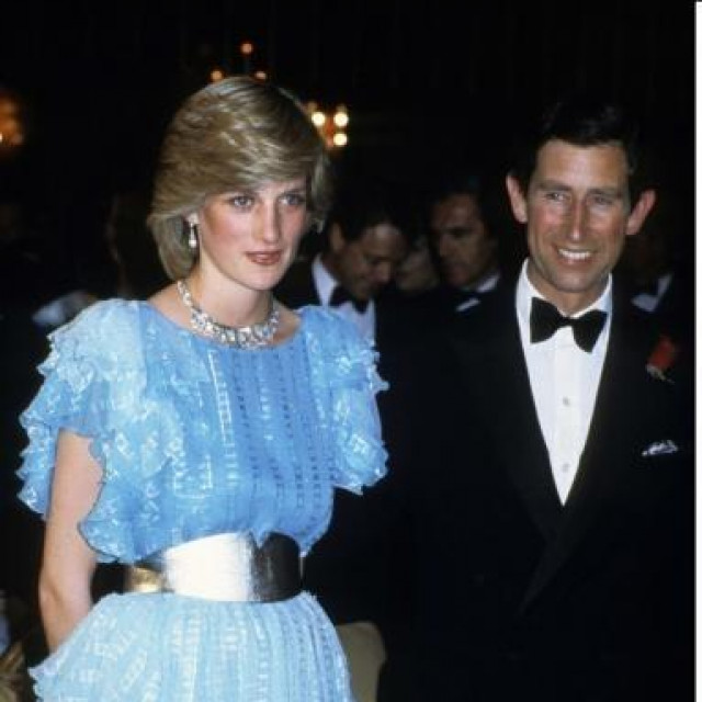 Diana, Charles