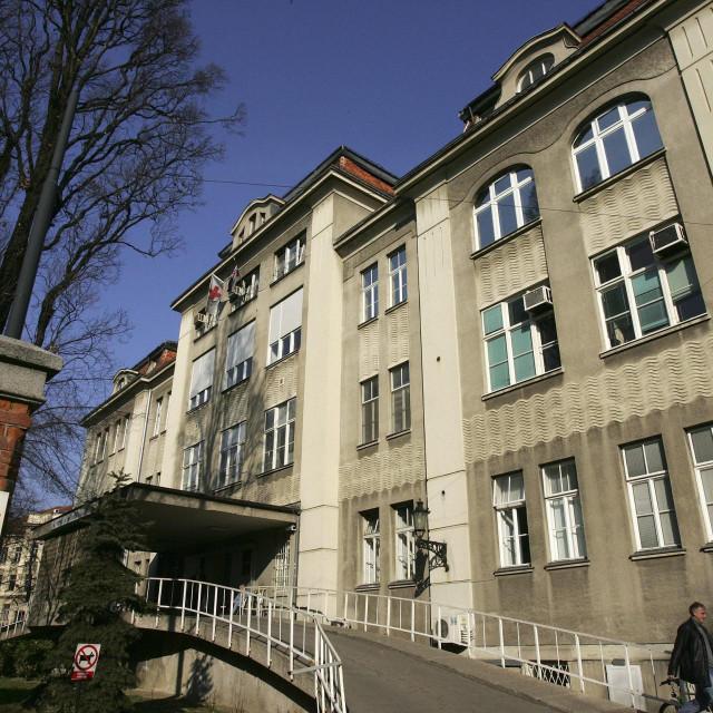 Klinika za traumatologiju u Draškovićevoj ulici