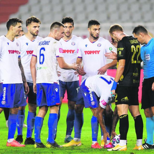 Hajduk je propustio pobijediti Osijek, kako će biti protiv Belupa?