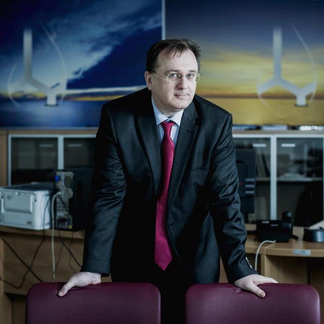 Marijan Krpan, predsjednik uprave Agencije za ugljikovodike