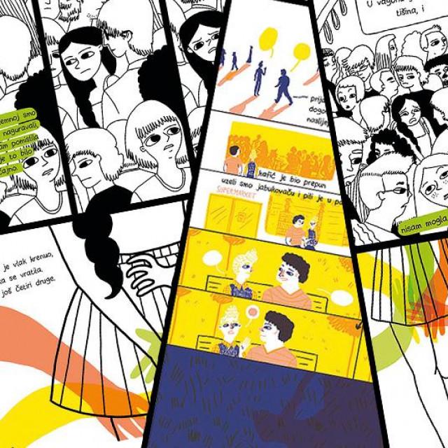 Stripovi Marije Stoian