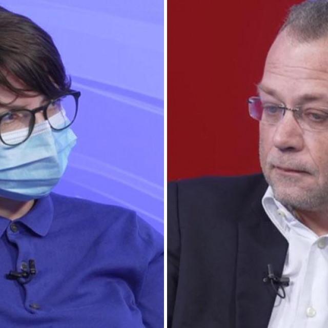 Aneta Vladimirov i Zlatko Hasanbegović