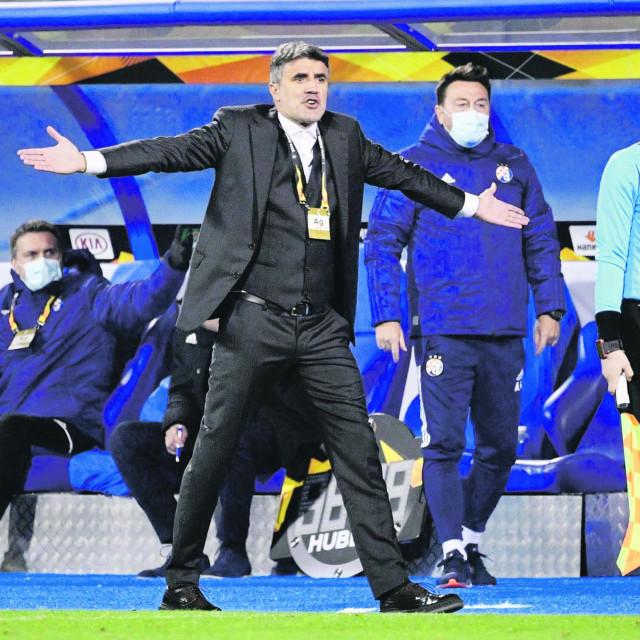 Zoran Mamić želi bodove na istoku