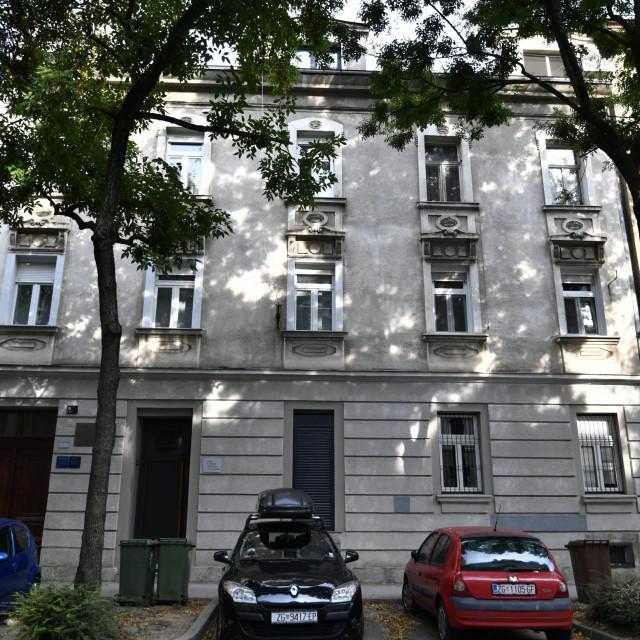 Slovenska 9: Poslovni prostor u prizemlju od nepunih 30 četvornih metara, vlasništvo tvrtke Finkor d.o.o.