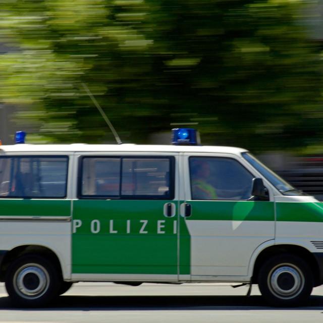 Njemačka policija, arhivska fotografija