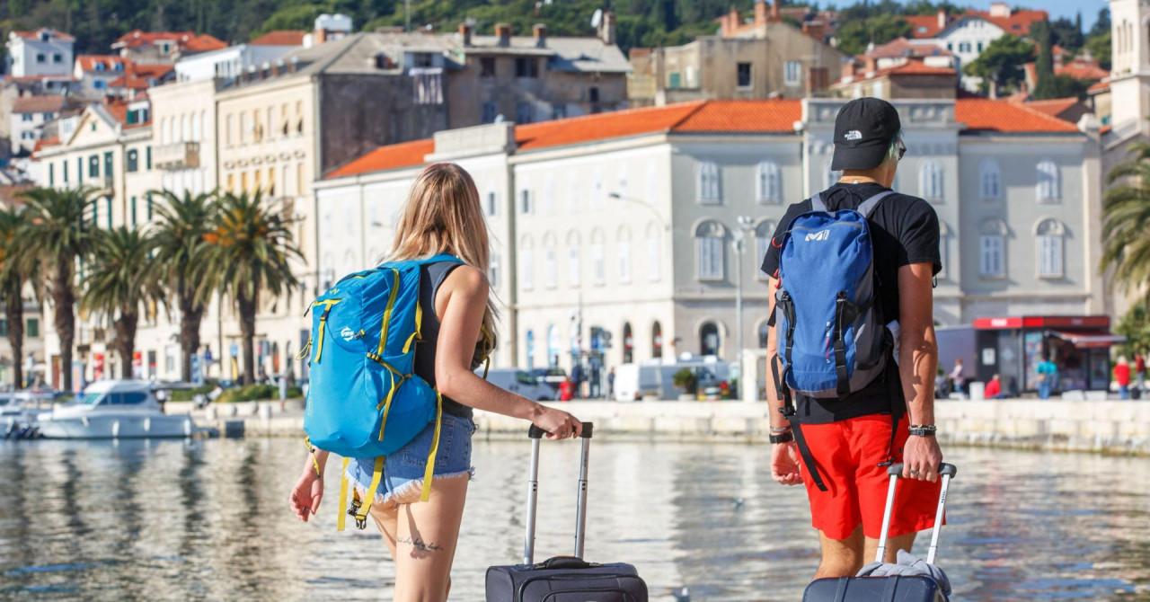 Broj putnika u hrvatskim morskim lukama u trećem tromjesečju najmanji u zadnjih 10 godina