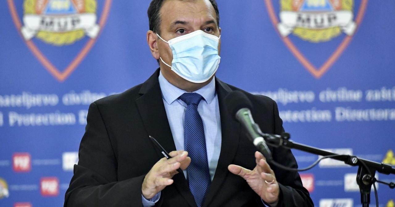 Beroš: 'Nije ovo laka bolest. Vjerojatno sam se zarazio u ministarstvu, iako sam se trudio zaštititi'