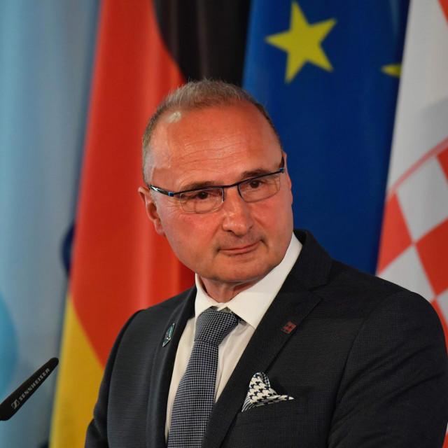 Gordan Grlić Radman, ministar vanjskih i europskih poslova
