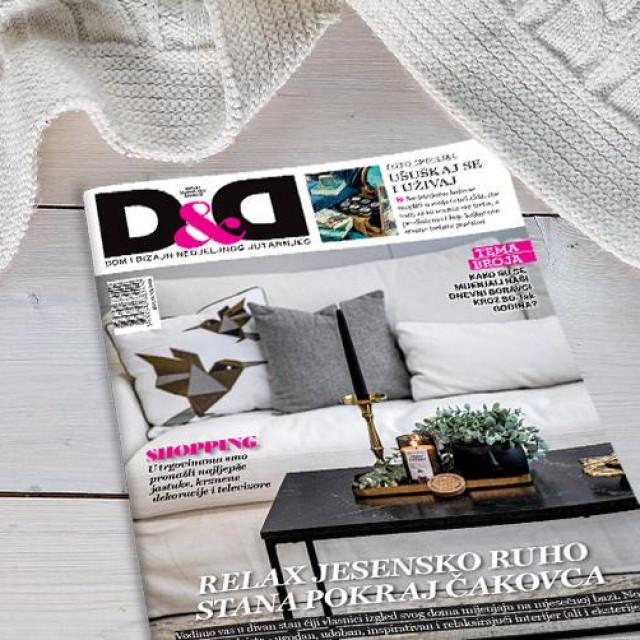 Novi broj magazina D&D