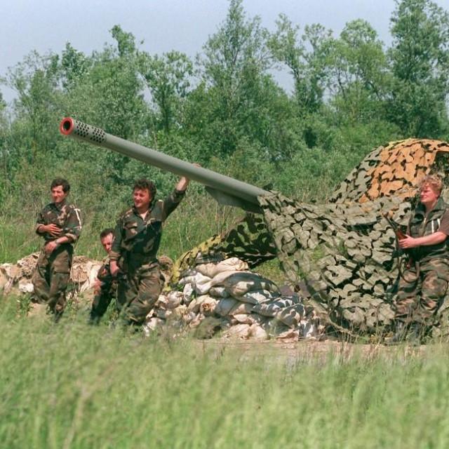 Hrvatski vojnici (1995.)