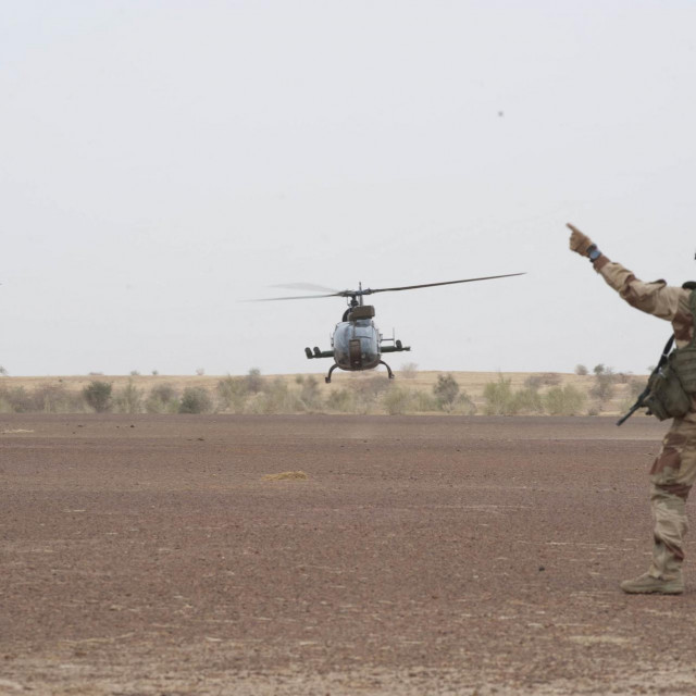 Francuska vojska u Sahelu