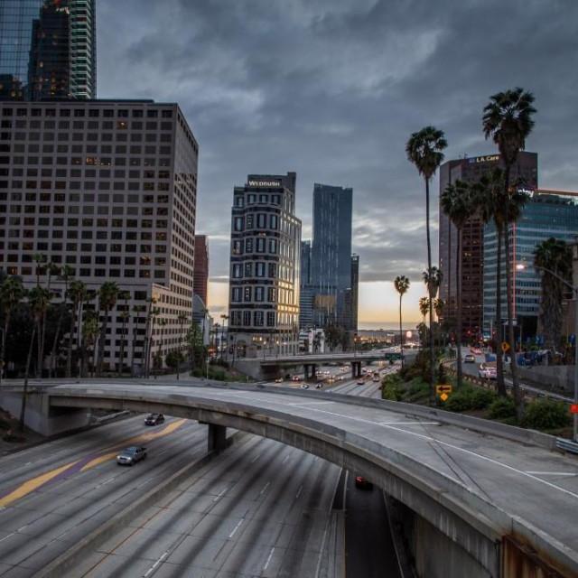 Los Angeles (arhivska fotografija)