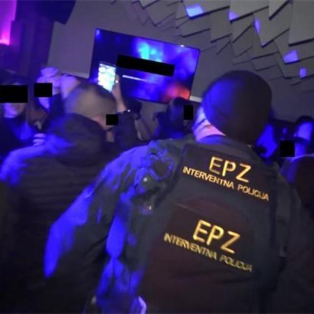 Policijska racija