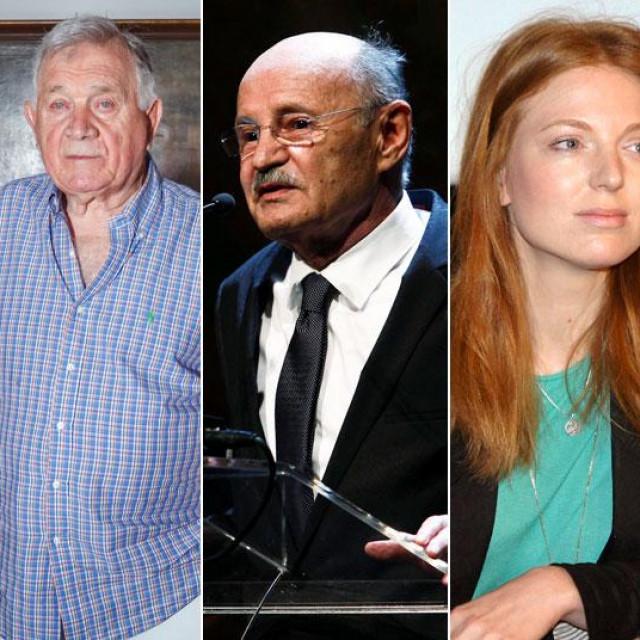 Emir Hadžihafizbegović, Antun Vrdoljak, Mustafa Nadarević, Nataša Janjić, Rade Šerbedžija