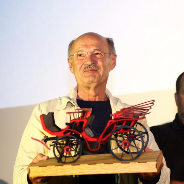 Mustafa Nadarević na svečanosti zatvaranja Vukovar film festivala