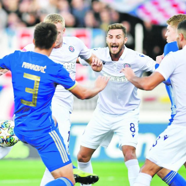 Lokomotiva ima težak zadatak, Hajduk dakako ide po pobjedu