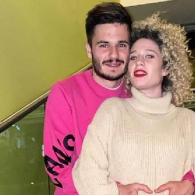 Kristijan Lovrić i Monika Conjar
