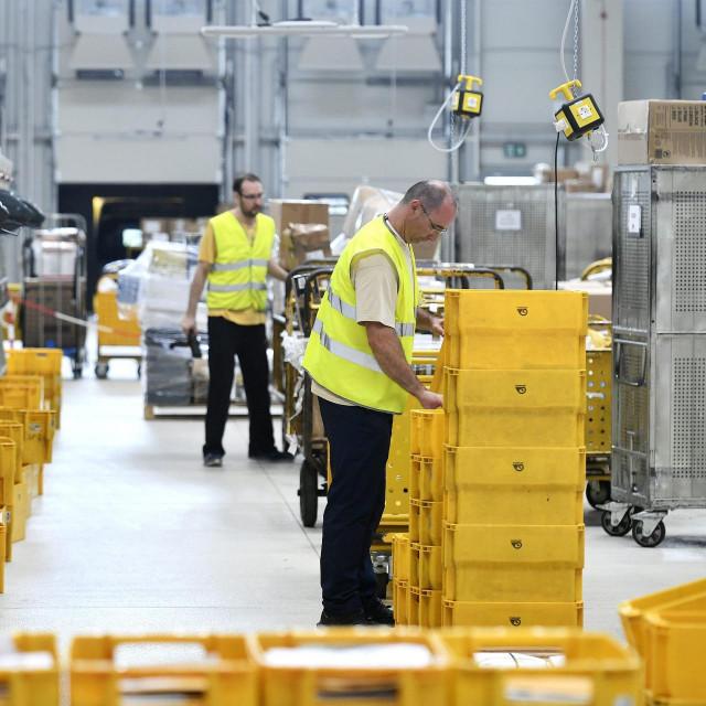 Novi logisticki centar Hrvatske pošte