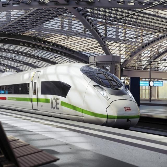 Siemens i Deutsche Bahn
