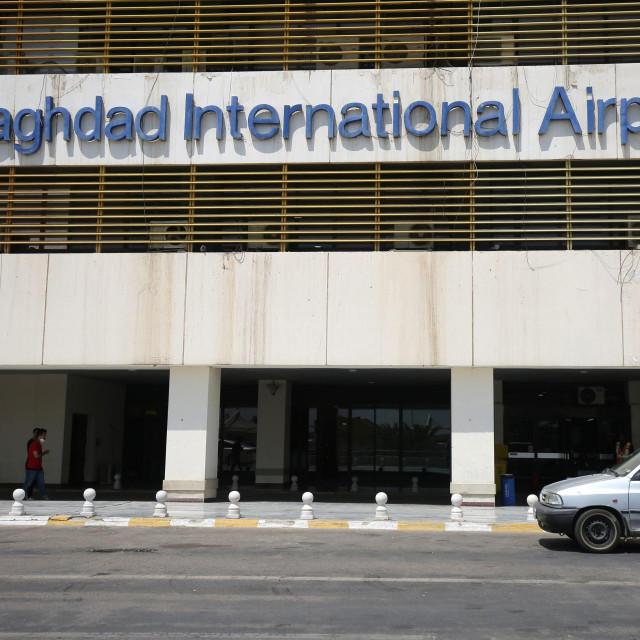 Zračna luka u Bagdadu