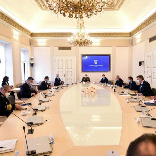 Sastanak Vijeća za nacionalnu sigurnost