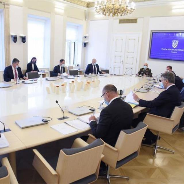 Sjednica Vijeća za nacionalnu sigurnost