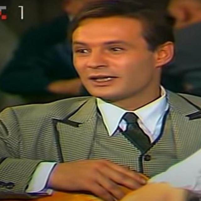 Mustafa Nadarević u seriji Velo misto