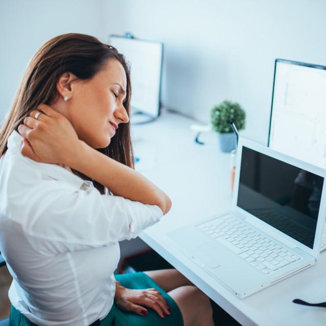Bolovi u vratu među najčešćim su razlozima odlaska liječniku zbog problema s kralježnicom