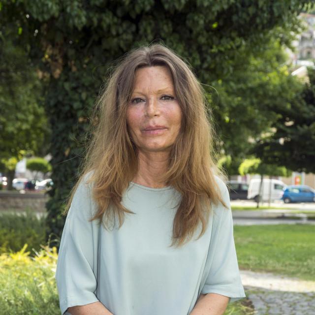 Dr. Nela Sršen, liječnica sveučilisne bolnice u Padovi.