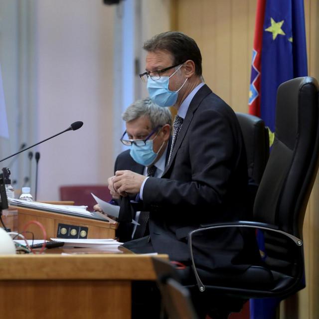 Gordan Jandroković i Miro Bulj