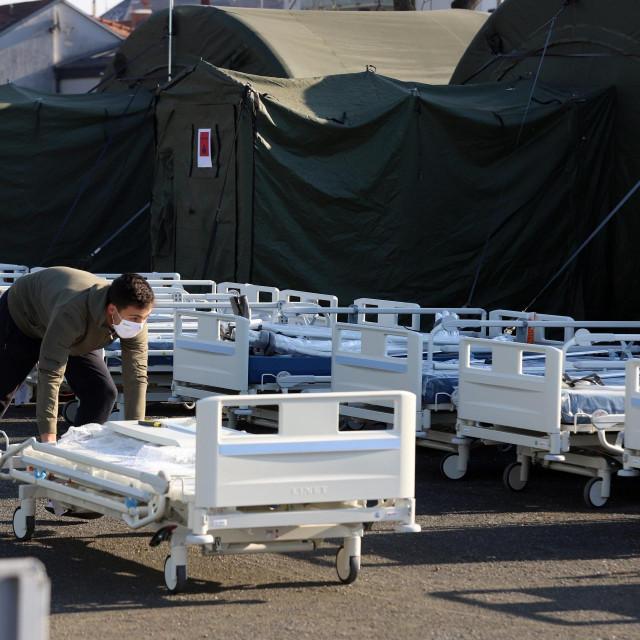 Opremanje šatora u Varaždinu