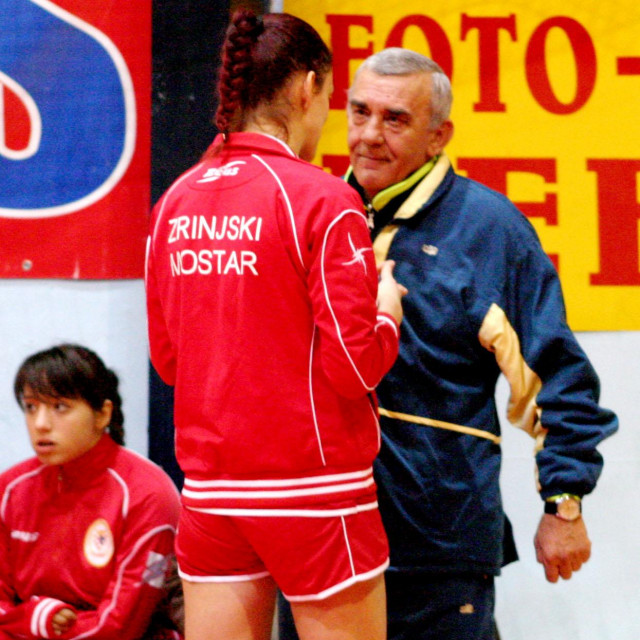 Trener Zrinjskog Krunoslav Špec