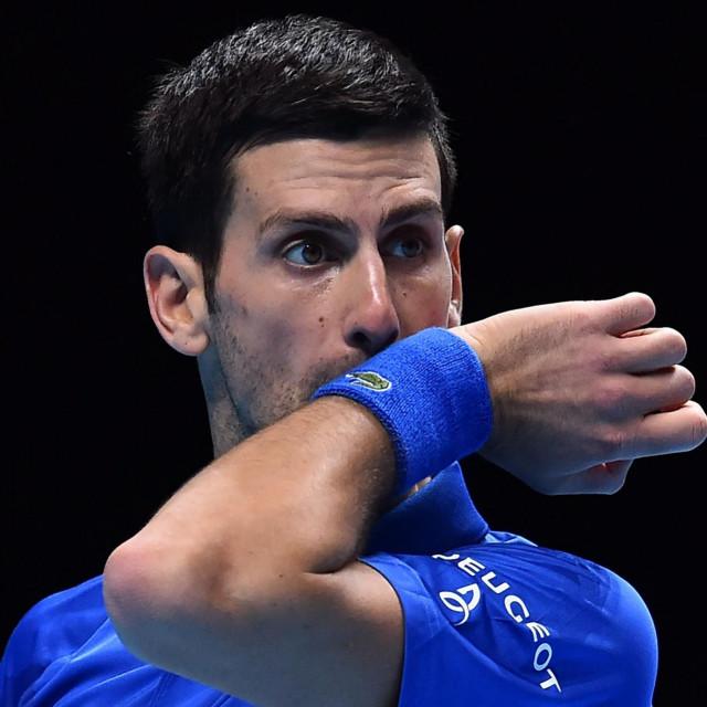 Novak Đoković sezonu je završio porazom u polufinalu ATP Finalsa