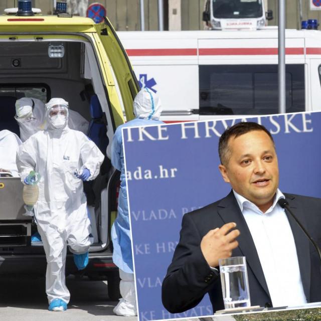 Branko Kolarić (u okviru)