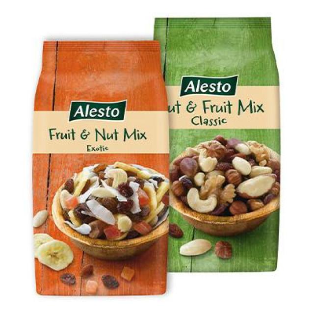 Alesto - mješavina voća i orašastih plodova