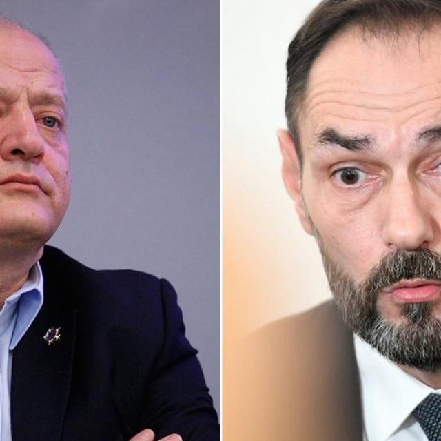 Nikica Gabrić i Dražen Jelenić