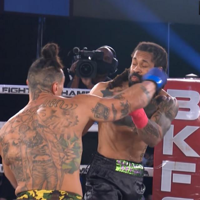 Diaz vs. Benedetto BKFC 2